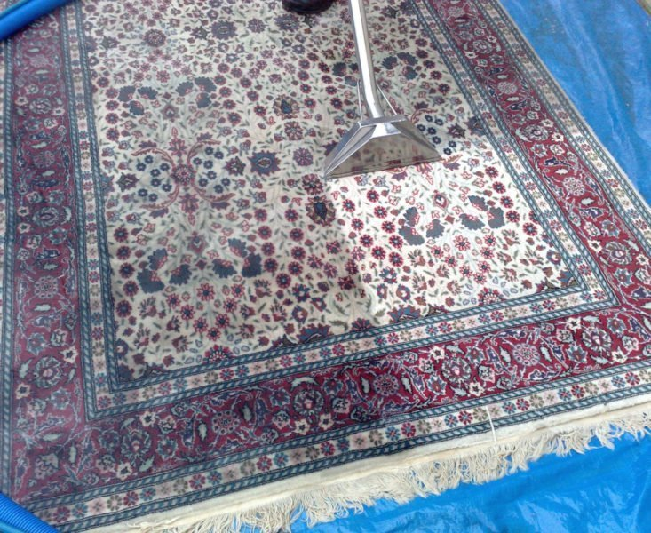 Area Rug Oriental Cleaning